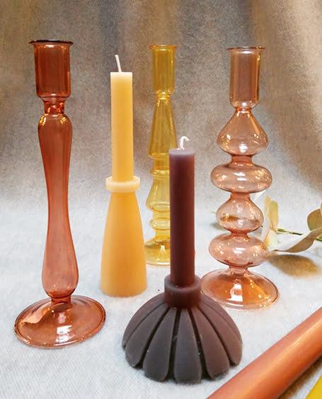 kaarsen en lucifers